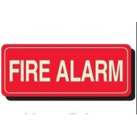 Best Fire Alarm Logo Lighted Building Signs Custom Lighted Signs For Business wholesale