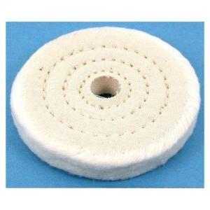 Best yellow color cloth polishing wheel wholesale