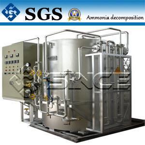 Quality 380V 460V 415V High Purity Hydrogen Ammonia Cracker Unit for Cooper Tube wholesale