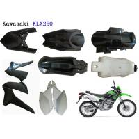Best Kawasaki Klx250 Plastic Motorcycle Kits , Motorcycle Body Cover ABS Plastic Material wholesale