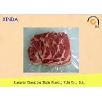 Buy cheap Frozen Food Vacuum Bagswith 3 Side Sealed High Barrier Waterproof from wholesalers