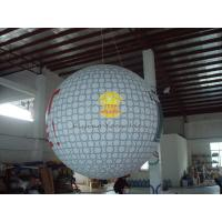 Best Dia 2.5m Inflatable Advertising Helium Golf Ball with 0.18mm PVC, Sport Balloons wholesale