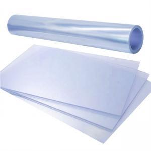 Best Plastic PVC Rigid Film 0.5mm Transparent PVC Rigid Sheet 1220x2440mm wholesale