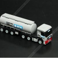China Concrete mixer truck Portable Charger h Power Bank  Slim External Battery Pack on sale
