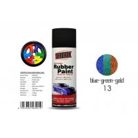Best Insulate Rubber Coat Spray Paint Chameleon Blue - Green - Gold Color For Car Body wholesale