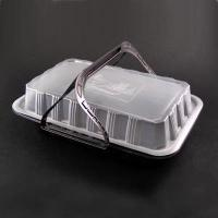 Quality Disposable Plastic Food Container( Sushi food box) wholesale