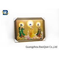 Cheap Religion Picture Lenticular Image Printing, 3D Printing Service High Definition for sale