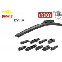 Best Optional Size Frameless Rubber Wiper Blades Clean Windshield FIt For 95% Vehicle wholesale