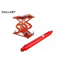 Best Ultra Thin Scissor Lift Standard Compact Hydraulic Hoist Cylinder with CE ISO9001 wholesale