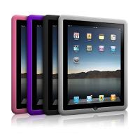 China Customized Pink / Yellow / Blue, Brand New Silicone IPad Protective Cases / Covers on sale