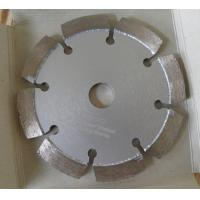 Best 105mm Normal Segment Tuck Point Diamond Blades , Laser Welded Diamond Saw Blade wholesale