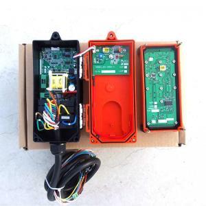 Best Crane Hoist Remote Controller Wireless Remote Radio Control for Overhead Crane Gantry Crane wholesale