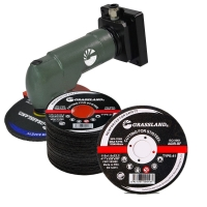 Best 115 X 1.2 X 22.23mm Abrasive Inox Cutting Discs 2 In 1 wholesale