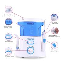 Best household oral care ultra mouse rinse water jet toothbrush with tongue cleaner wholesale