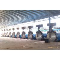 Best Glass / Brick Industrial Concrete Autoclave Φ2.68M / AAC Block Equipment wholesale
