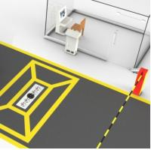 China Automation Under Vehicle Surveillance System / Inspection System on sale