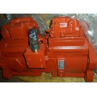 Best Kawasaki K3V112DT Volvo EC210 Main Pump Excavator Hydraulic Pumps 14595621 wholesale