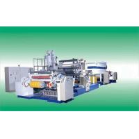 Best Plastic Film Extruder Coating And Laminating Machine Excellent Coating Adhesion wholesale
