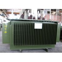 China Oil Immersed Amorphous Metal Distribution Transformer 30 Kv - Class on sale