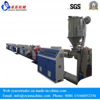Best 16-63mm PPR Pipe Production Line for Cold and Hot Water Supply wholesale