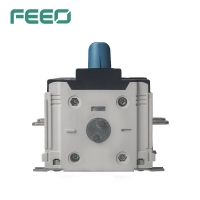 Best 160A 250A 315A Fuse Disconnector Isolating Switch 1500V White Color wholesale