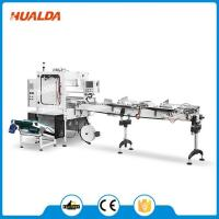 Best 700 Kg Paper Cup Forming Machine , 0.6 Mpa Air Request Cup Packing Machine wholesale