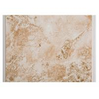 Best Transfer Printing Pvc Marble Wall Panels , Decorative Wall Tile Panels wholesale