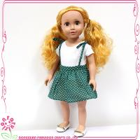 China Fashion clothes doll, vinyl doll oem on sale