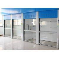 Best Steel Material Industrial Fume Hood With Memory Function In Case Of Power Failure wholesale