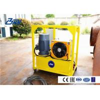 Best One Piece Structure Custom Hydraulic Power Unit 65 L/min Rated Flow wholesale
