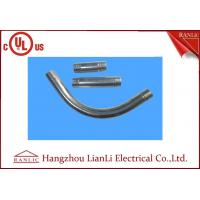 "Best 3"" 3-1/2"" Rigid Electrical Conduit Elbow NPT Threaded 90 Degree Standard Length wholesale"