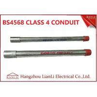 Cheap Electrical BS4568 Gi Conduit Pipe 4 With Maximum Size Up to 150mm for sale