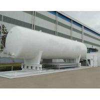 Best ASME Vertical Big Cryogenic Liquid Storage Tank Long Service Life wholesale