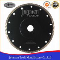 Best 180mm Diamond Narrow U Turbo with Reinforced Ring for cutting tile and ceramic wholesale