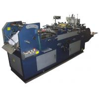 China FULL-AUTOMATIC ENVELOPE &PAPER BAG SEALING MACHINE on sale