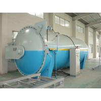 Cheap Pressure Defense Industrial Autoclave Machine Φ2.5m With Safety Interlock for sale