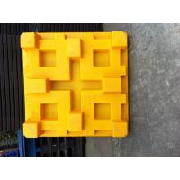 Best 4 Drum / 2 Drum Spill Containment Pallet With Drain For Oil Drum wholesale