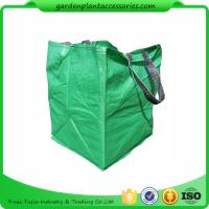 Best Heavy Duty Garden Plant Accessories - Green Reuseable Garden Leaf Waste Bags wholesale