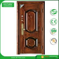 Best New Main Gate Designs and High Quality Steel Security Door Exterior Metal Door wholesale