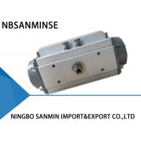 Best Small Pneumatic Valve Actuator High Performance 5 . 5 Bar Air Supply Pressure wholesale