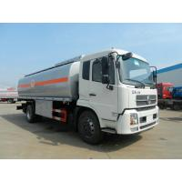 Best Dongfeng King Run 4x2 Drive Oil Tanker Truck Heavy Duty CCC ISO Aprroved wholesale