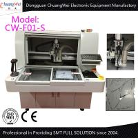 Quality Smooth Cutting PCB Depaneling PCB Router For Milling Joints PCB Panels wholesale