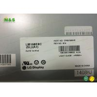 Best LM190E0C-SLA1Normally Black 19.0 inch laptop lcd screen for Industrial Application wholesale