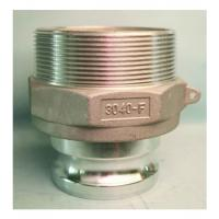 Best Aluminum camlock coupling for fluid control  Type reducing F MIL-A-A-59326 Gravity casting wholesale