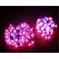 Cheap Christmas light Indoor high quality LED light Chian flowers for indoor and outdoor for sale