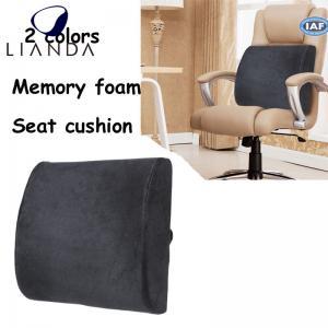 Best Memory Foam Back Cushion Lumbar Support for Car Seat,lumbar support back rest cushion wholesale