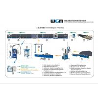 Best Vertical Edge Deletion Machine , Insulated Glass Equipment CE Certificated wholesale