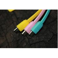 Buy cheap Dual Charging iPhone Cell Phone Micro USB Charger Cable , Data Transfer from wholesalers