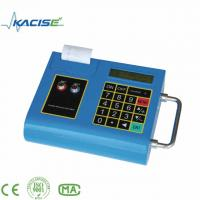 Best RS232 Digital Portable Ultrasonic Liquid Flow Meter wholesale