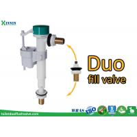Best POM ABS Side Entry / Bottom Entry Duo Toilet Fill Valve For Diy Market wholesale